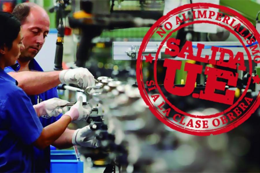 La  unión europea  pone a salvo las ganancias de los monopolios liquidando el derecho laboral.