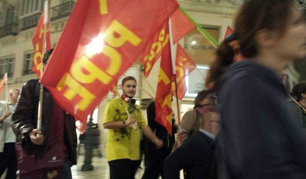 Manifestación 25N Málaga