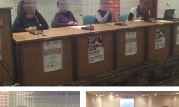 Crónica y fotos cineforum 25 de noviembre en Alicante
