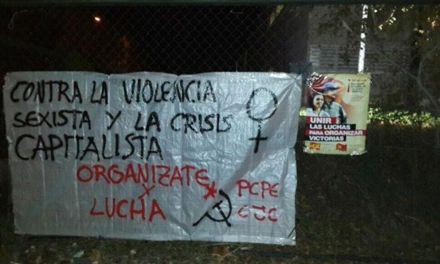 Agitación en Castilla-La Mancha cara a el 25 de Noviembre, día Internacional para la eliminación de la violencia hacia las mujeres