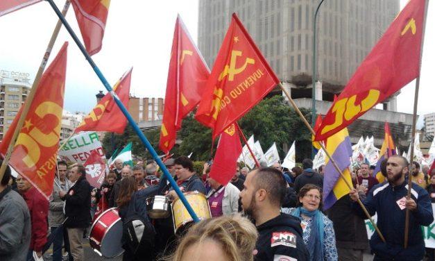 29N en Málaga