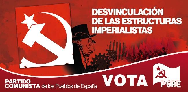 Ejes centrales de la propuesta de los y las comunistas. (4) DESVINCULACIÓN DE LAS ESTRUCTURAS IMPERIALISTAS:
