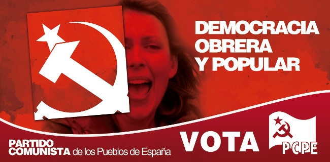 Ejes centrales de la propuesta de los y las comunistas. (1) DEMOCRACIA OBRERA Y POPULAR: