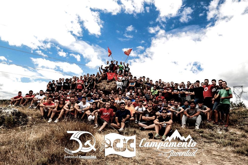 Crónica del II Campamento de la Juventud