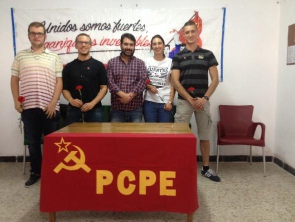 El PCPE avanza en Castilla y León tras la I Promoción de los CJC