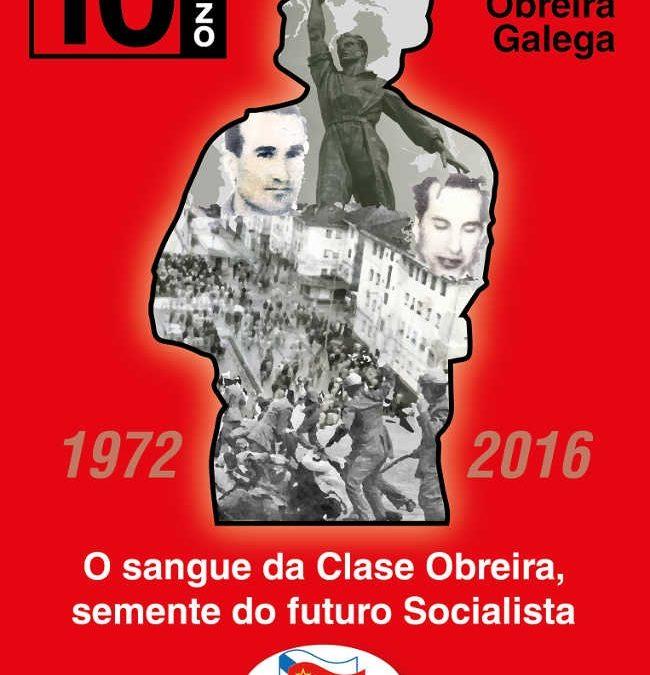 Marzo del 72: La sangre de la Clase Obrera, semilla del futuro Socialista.