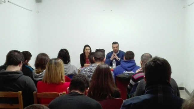 Presentación de las tesis del X congreso en Castilla y León