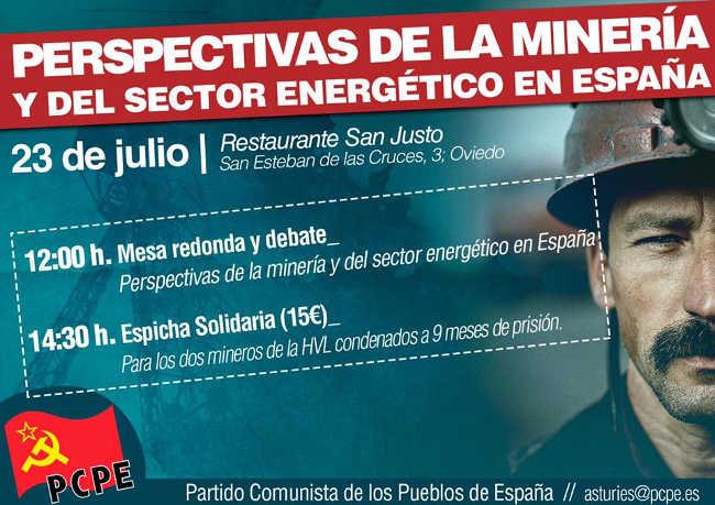 Nota del prensa del comité de Asturies del PCPE.