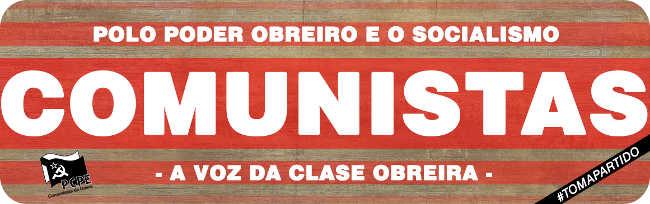 Diante do adiantamento das eleccións galegas anunciado onte polo presidente da Xunta de Galiza, desde Comunistas da Galiza – PCPE facemos públicas as seguintes valoracións.