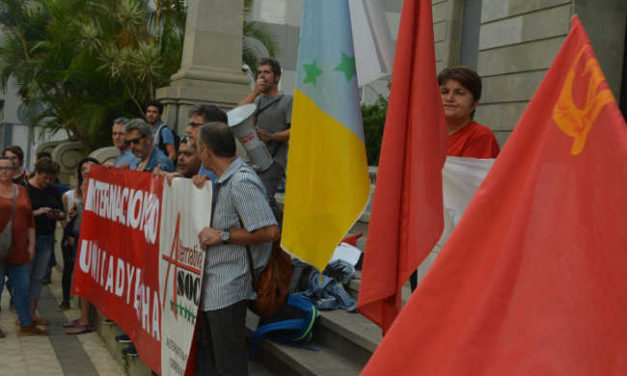 Jornada Internacional Acción y Lucha FSM en Tenerife