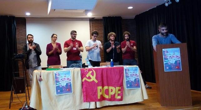 1ª Conferencia del PCPE  en Castilla y León