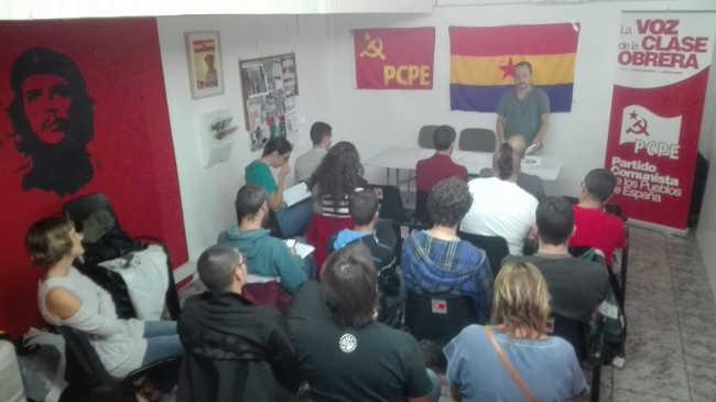 Crónica IV Conferencia PCPE Cantabria