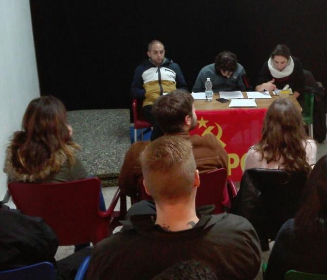 Celebrado con éxito el plenario del Partido Comunista en León