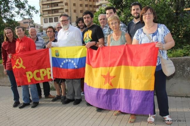 Ricardo Capella, cónsul venezolano, visita la provincia de Huesca