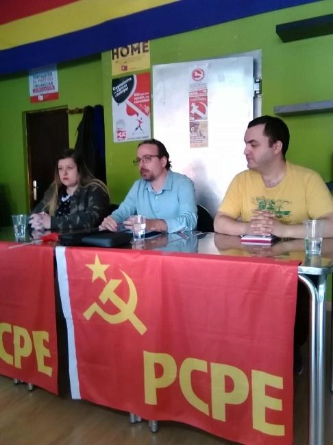 Resolución del PCPE en Castilla-La Mancha en defensa del proyecto revolucionario del PCPE