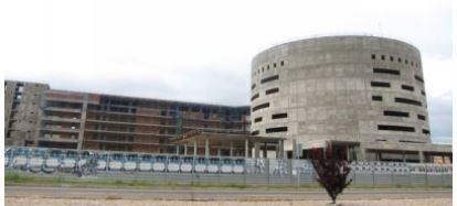 La construcción del nuevo hospital de Toledo, una necesidad. El viejo hospital, una dramática vergüenza