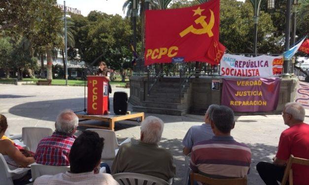 El 5 de agosto el PCPC homenajeó a sus héroes y heroínas