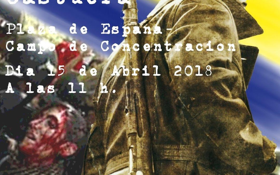 Actos por la República del PCPE de Extremadura