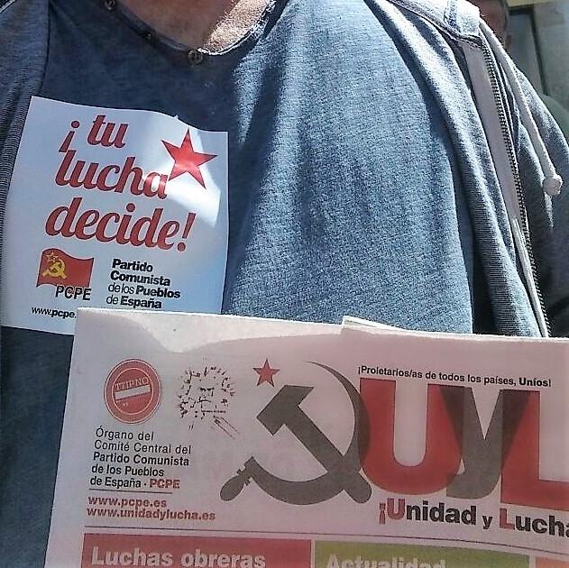 En apoyo a los interinos de Andalucía