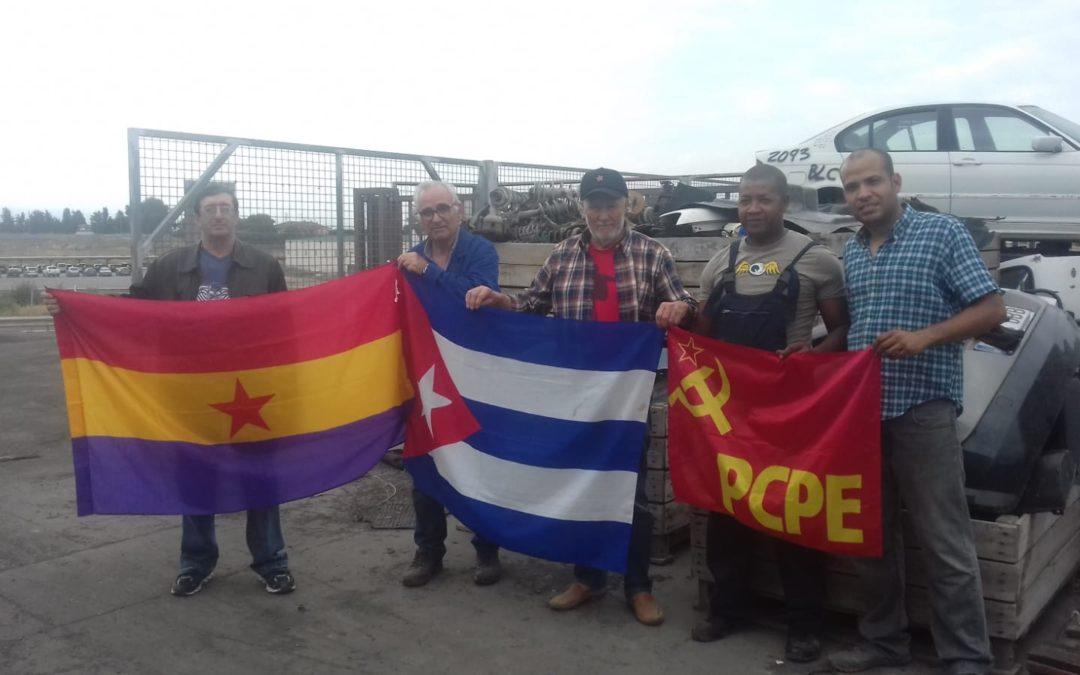 Solidaridad con Cuba
