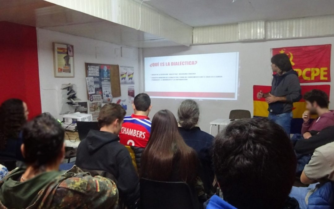 Jornada de formación en Santander