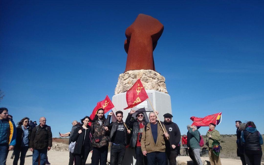 Crónica de la XII Marcha de Homenaje a la Batalla del Jarama