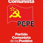 Vota comunista PCPE