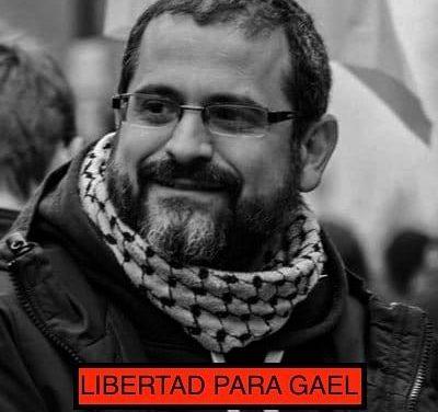 Solidaridad con el sindicalista francés Gael Quirante