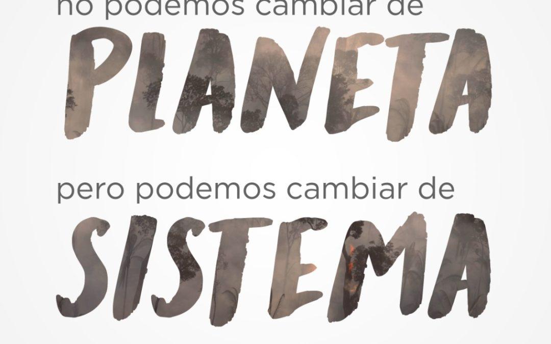 ANTE LA CATÁSTROFE AMBIENTAL ¡PODER OBRERO Y SOCIALISMO!