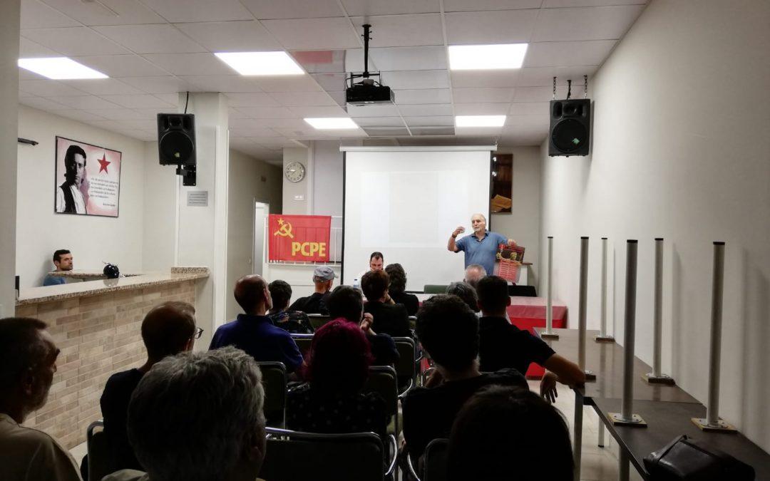 Charla – Debate sobre la revolución de Octubre de 1934