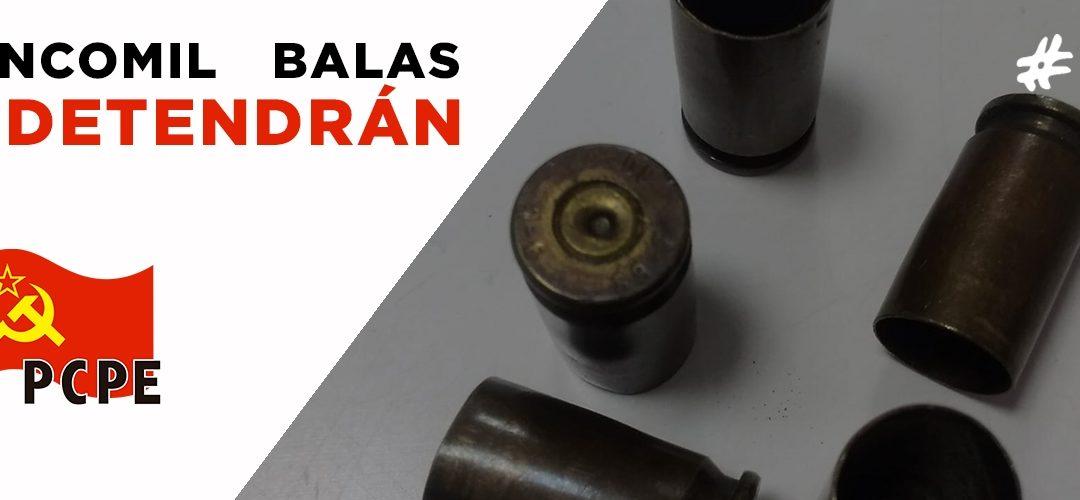 Declaraciones del PCPE – MADRID ante las amenazas fascista al Centro Obrero y Popular Antonio Gades
