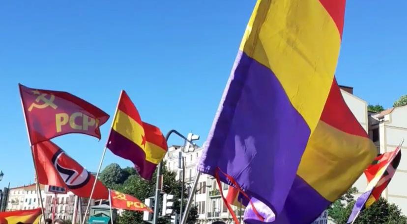 [Euskadi] Por la República Socialista de Carácter Confederal. Monarkia Kanpora!!!