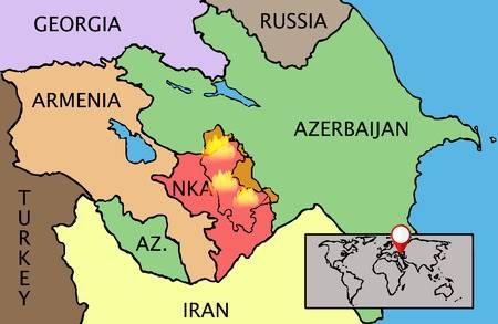 No a la guerra en Nagorno Karabaj