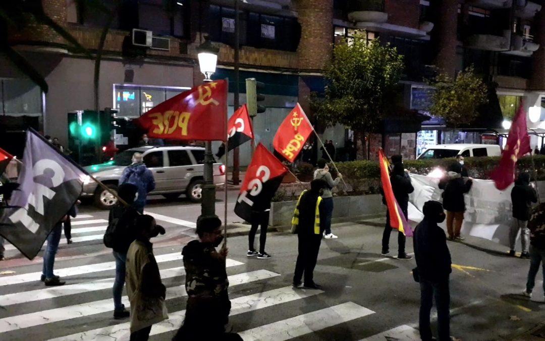 [Santander] Crónica de la manifestación del 20N