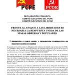 20210131_Declaracion_conjunta_PCPE_PCOE_-_Frente_al_ataque_a_las_libertades_es_necesaria_la_respuesta_unida_de_las_masas_obreras_y_populares_page-0001