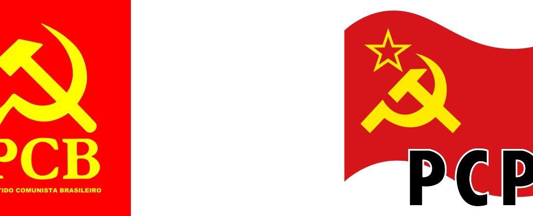 Reunión bilateral por videoconferencia entre el Partido Comunista Brasileiro (PCB) y el Partido Comunista de los Pueblos de España (PCPE)