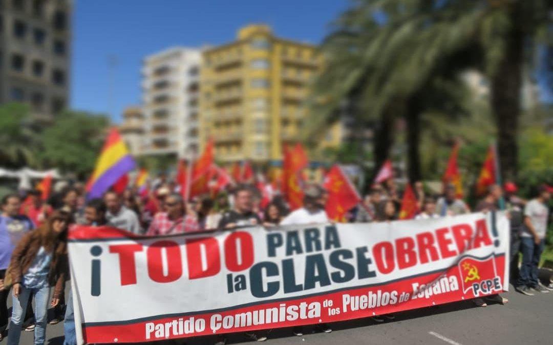 [País Valencià] El PCPE contra l'ERO en la factoria de Ford en Almussafes Per una indústria automobilística pública i planificada