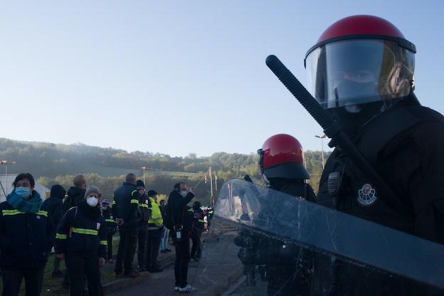 [Euskal Herria] Lucha de la clase trabajadora de Tubacex