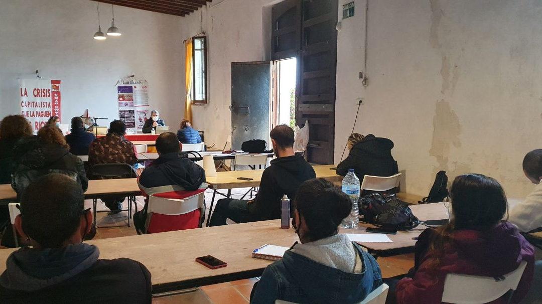 [Alacantí] Crónica de la IV Conferencia del Comité de la comarca de L'Alacantí del PCPE