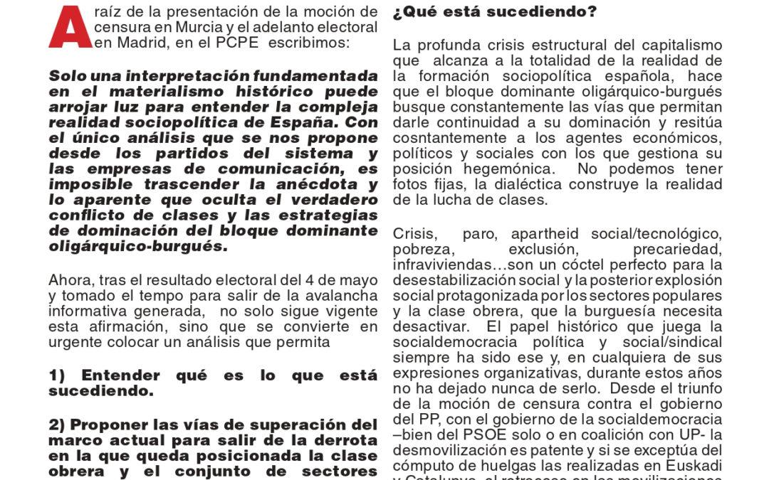 La España más rancia triunfa en Madrid para beneficio del IBEX35