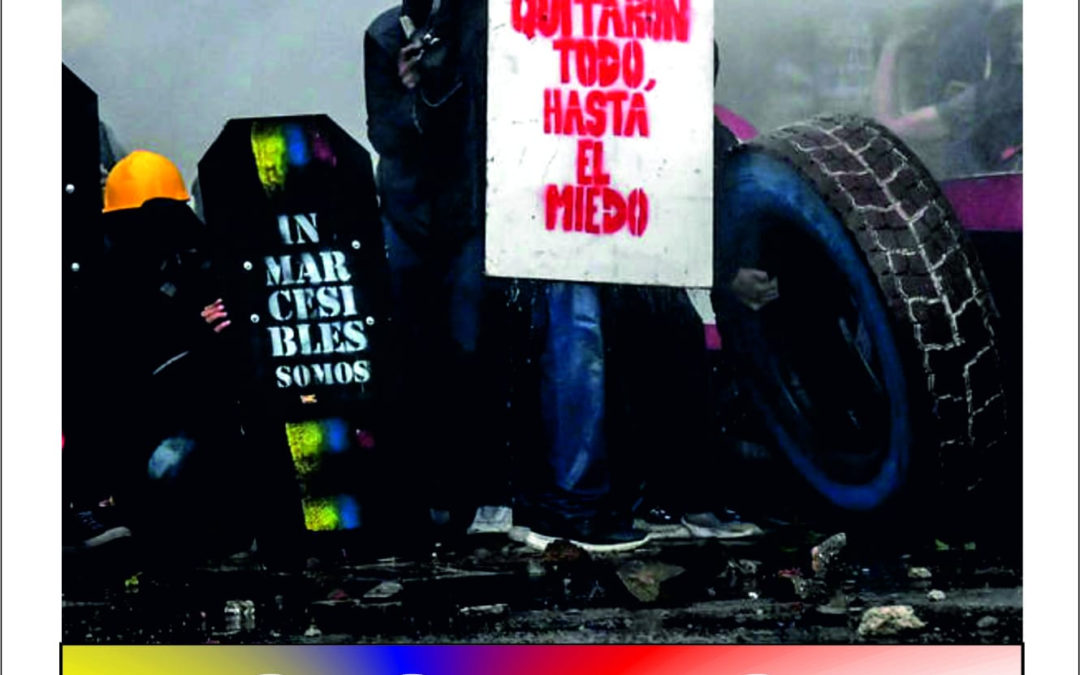 [Canarias] Solidaridad con el pueblo colombiano