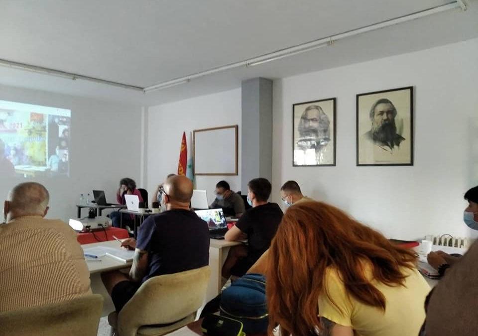 Crónica visita territorial Canarias y V Conferencia Nacional del PCPC