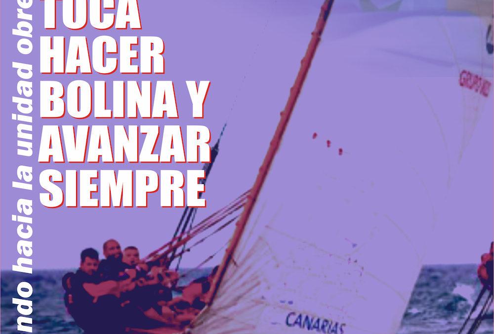 [Canarias] V conferencia del PCPC (2ª Información)