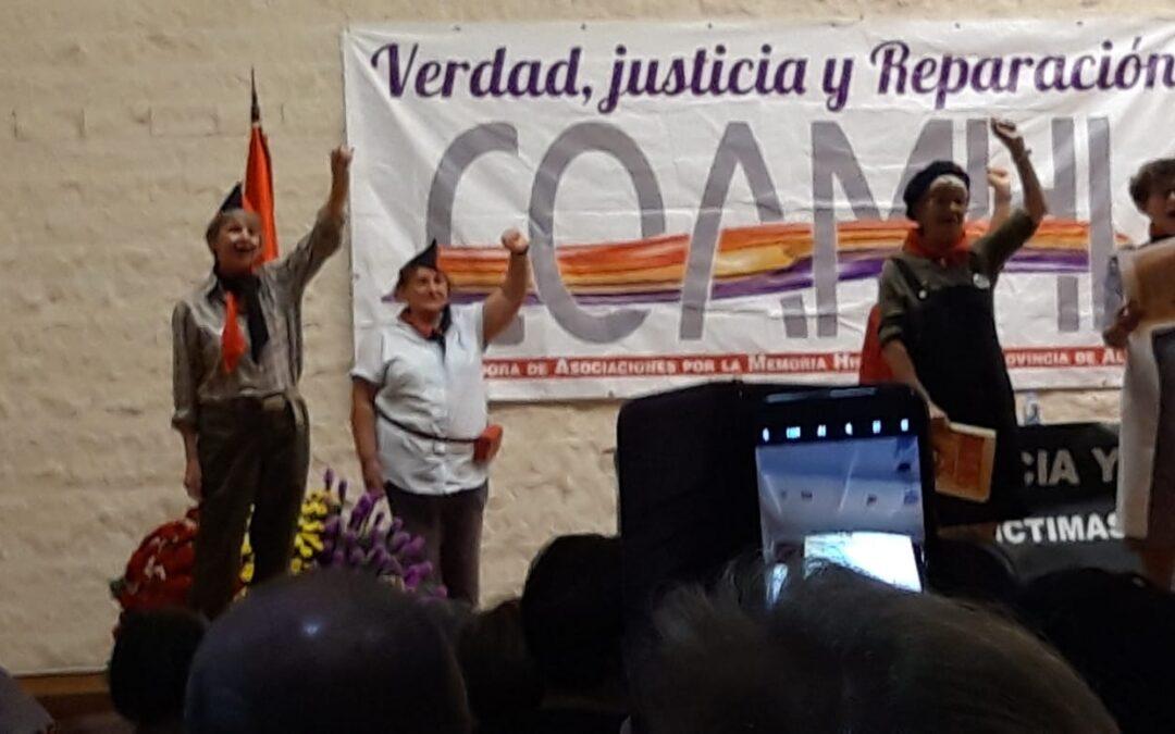 [Vega Baja] XIV JORNADAS EN TORNO AL CAMPO DE CONCENTRACIÓN DE ALBATERA