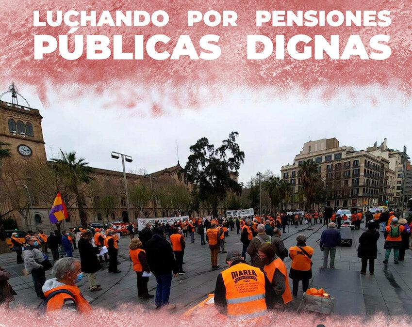 Defender el sistema público de  pensiones, una tarea de todas y todos