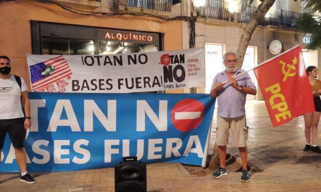 [Almería] V Marcha a la base militar de Viator